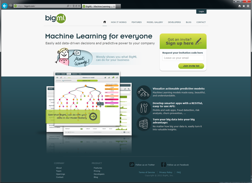 The Official Blog of BigML com | Machine Learning Made