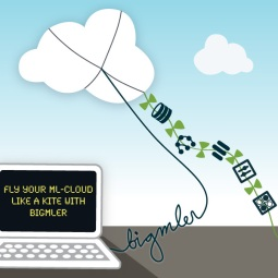 Fly your ML-Cloud like a kite with BigMLer