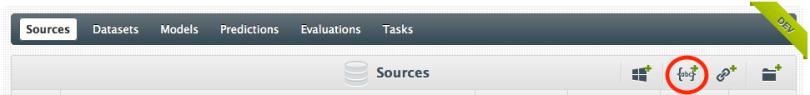 Data Sources | BigML-2