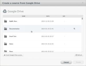 Google Drive III