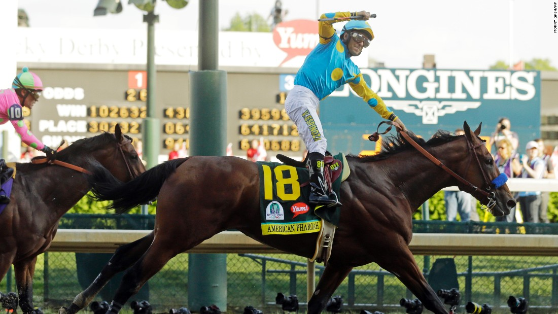 Predicting the Belmont Stakes Winner with Machine Learning