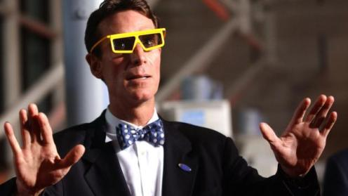 Bill Nye - Unrelated but Related