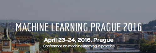 Machine Learning Prague Conference
