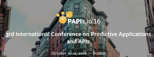 PAPIs 2016 Boston