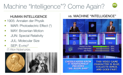 s. Machine Intelligence