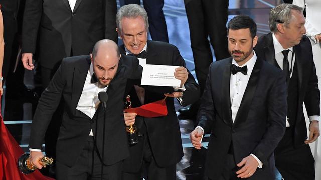 Oscars 2017 Confusion