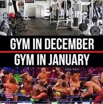 Gym membership example
