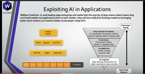 Wikibon - AI Form Factors for Developers