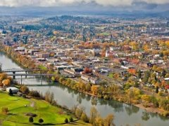 Corvallis, Oregon