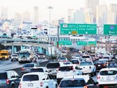 Sillicon Valley Traffic