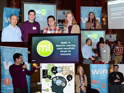BigML at the WiN PubTalk