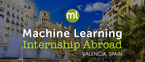 Machine Learning Internship Abroad in Valencia