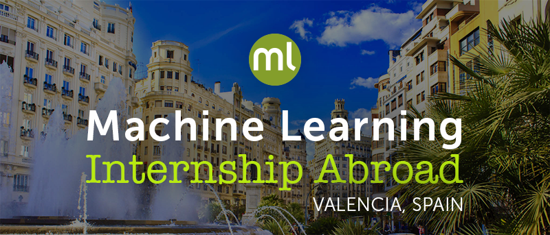 Machine Learning Internship Abroad in Valencia