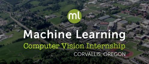 BigML Computer Vision Internship Corvallis
