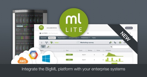 BigML Lite for enterprise