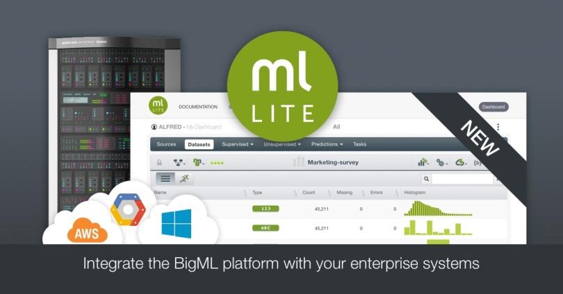 BigML Lite for enterprise