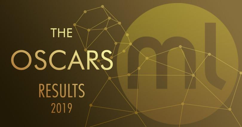 2019 Oscars Predictions Results BigML